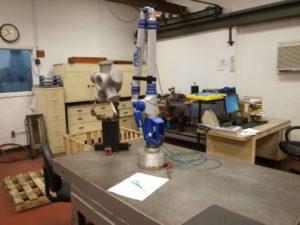 Forging testing process