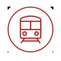 transportation forging icon