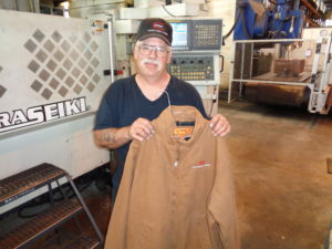 Canton Drop Forge safety point system rewards