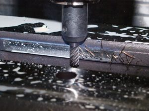 CNC machining header